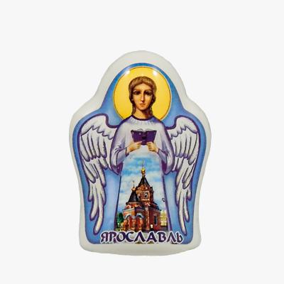 Вся продукция - Магнит-ангел колокольчик