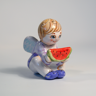 Вся продукция - Ангел с арбузом