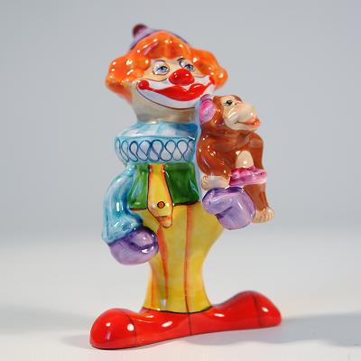 Вся продукция - Клоун с мартышкой