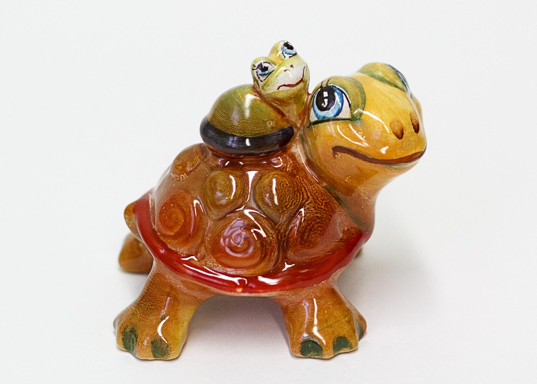 Вся продукция - Черепаха с черепашонком