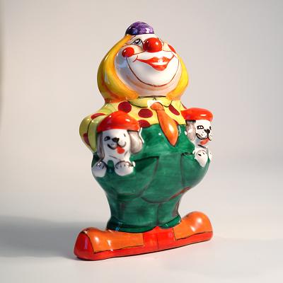 Вся продукция - Клоун со щенками