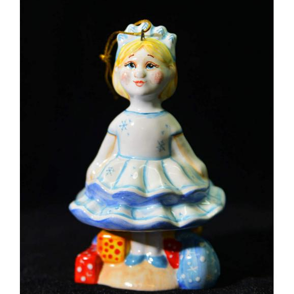 Вся продукция - Девочка-снежинка