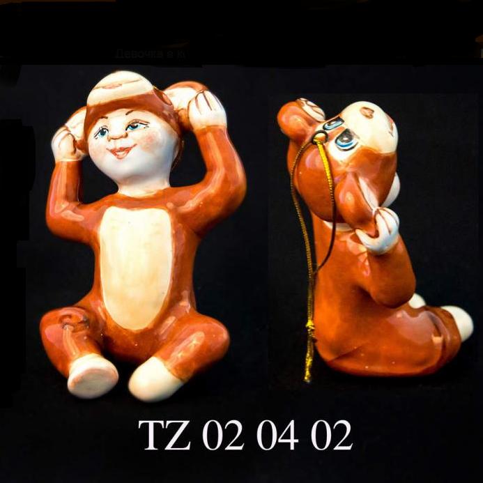 Вся продукция - Мальчик-обезьянка