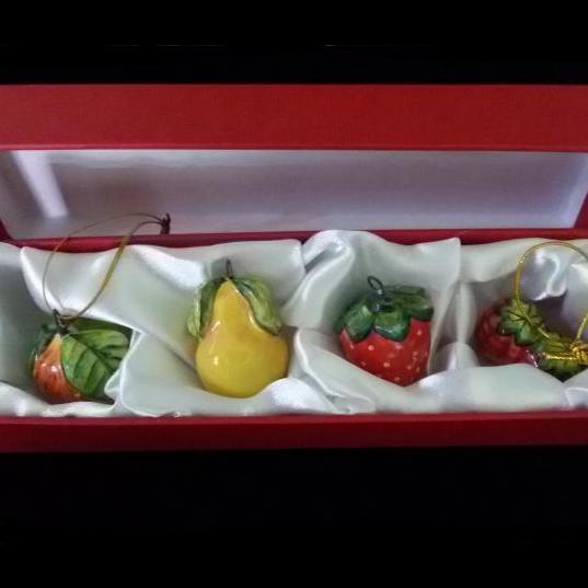"""Вся продукция - Набор """"Плоды сада"""" в подарочной коробке"""