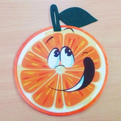 Вся продукция - Апельсин